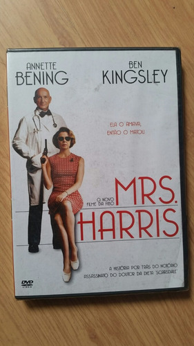 mrs. harris o filme