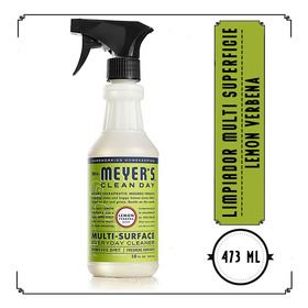 Mrs. Meyer's Limpiador Multisuperficie, Lemon Verbena, 473ml