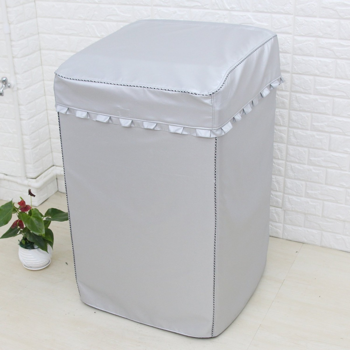 [mr you]thickness Lift Washing Machine Cover For Top-load Wa
