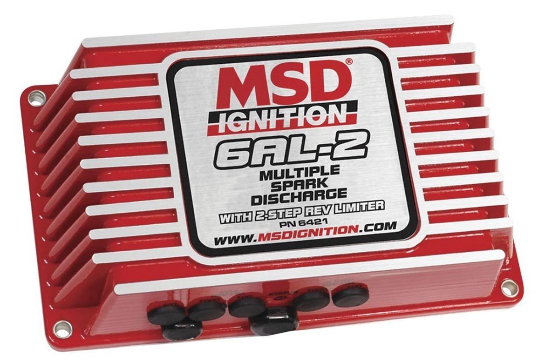 Msd Modulo Ignicion 6al