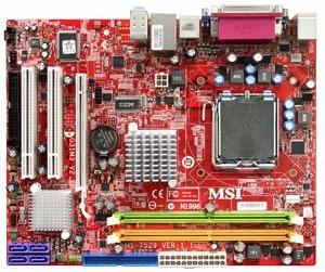 MSI G31M3-F V2 (3 Audio Ports) Treiber