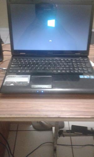 msi a6200 intel i5 2.14ghz 8gb ram e hd 500gb windows 10