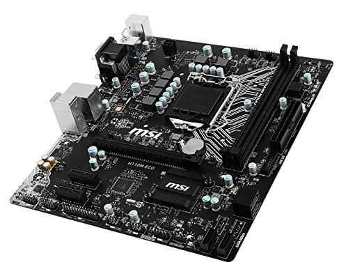 msi computer h110m eco placa madre
