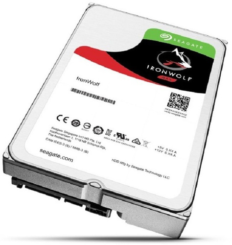 msi disco duro seagate ironwolf pro 8tb sata3 7200rpm 3.5 st