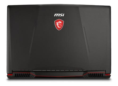 msi gamer gtx1050 gl63 core i5-8300h 1tb 8gb 15.6''