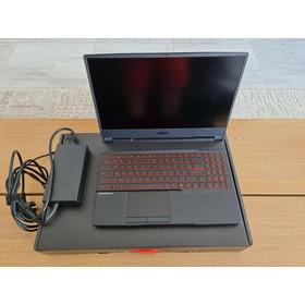 Msi Gl65 Leopard Rtx 2060 15.6 I7 10gen Laptop
