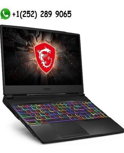 msi gl65 leopard thin bezel gaming laptop