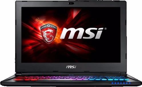 msi gs60 ghost core i7 |16gb |solido 128gb + 1tb| gtx970