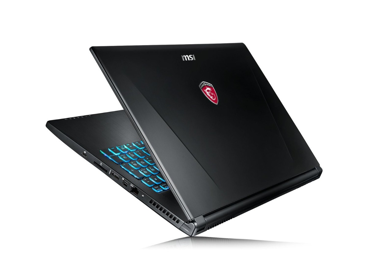 Msi Gs60 Ghost Pro 002 15 6 Slim And Light Gaming Laptop