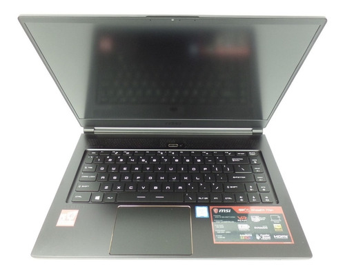 msi gs65 stealth thin core  i9 gaming laptop
