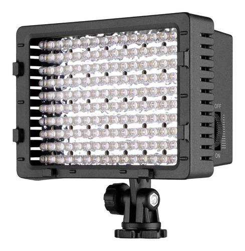 msi lampara 160 leds cámara de fotografia y video