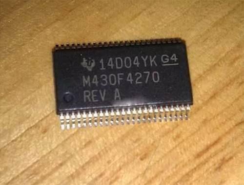msp430f4270idl msp430f4270 m430f4270 rev a ic ci