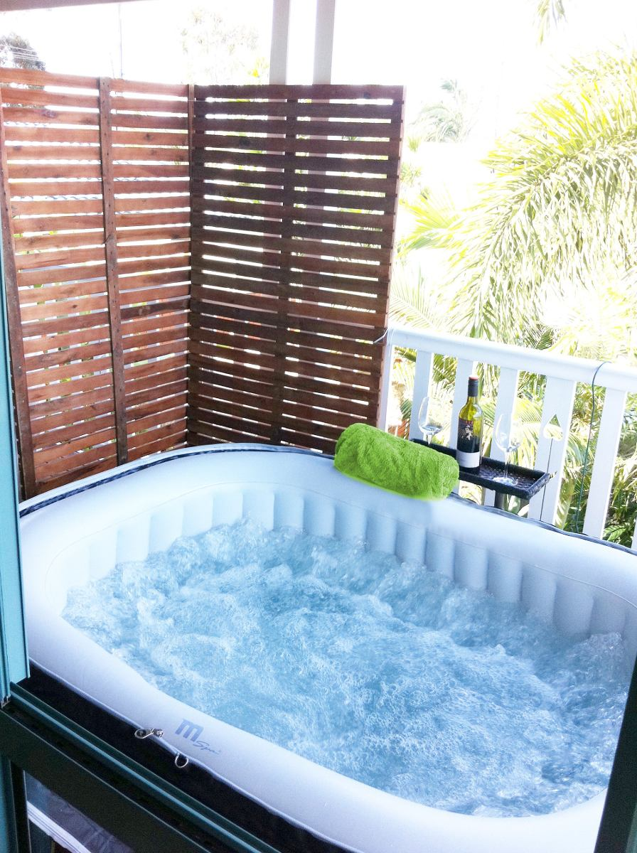 Mspa jacuzzi spa inflable 2 personas nest en for Jacuzzi 2 personas medidas