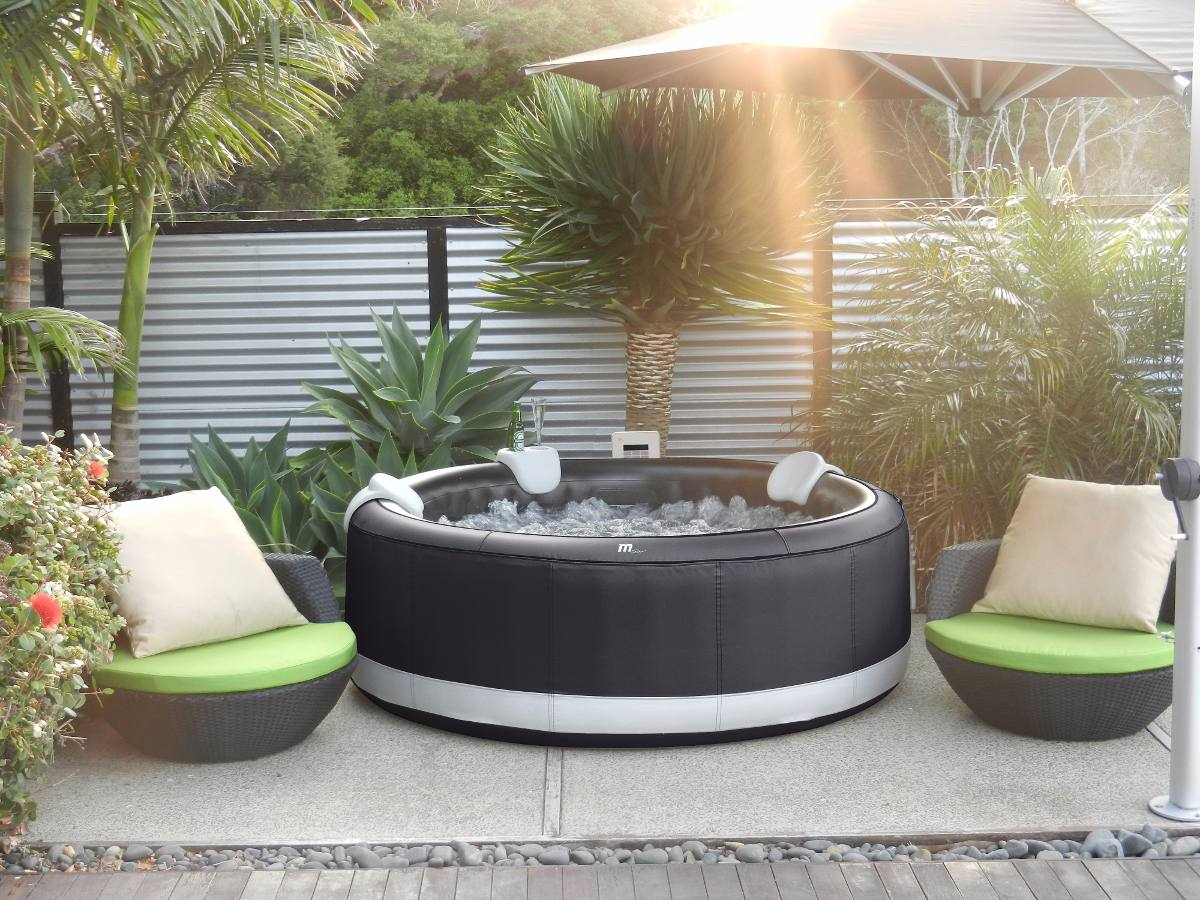 Jacuzzi Inflable Chile.Mspa Jacuzzi Spa Inflable 4 Personas Camaro Premium
