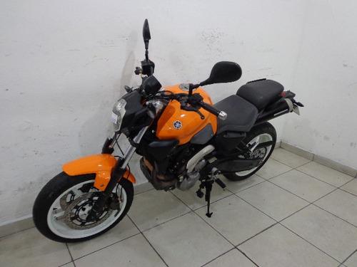 mt 03 2008 laranja impecável