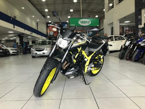 mt 03 abs ano 2018 financiamos em 36x moto impecavel