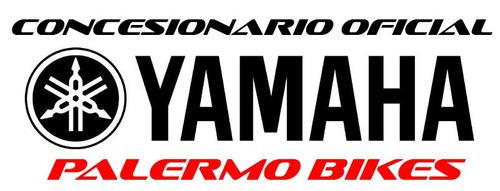 mt 03 modelo  2017 gris azul negro yamaha palermo bikes