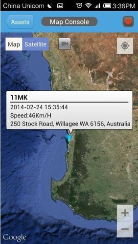 mt-18 gps trackers, monitoreo de flota, vehículo, moto.
