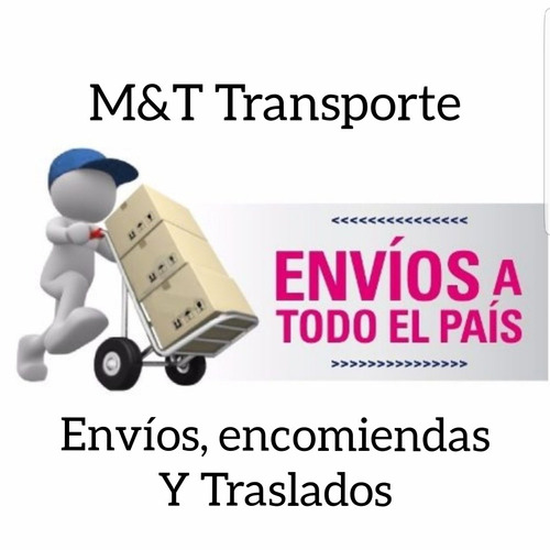 m&t transporte privado, fletes, comisionista, envios express