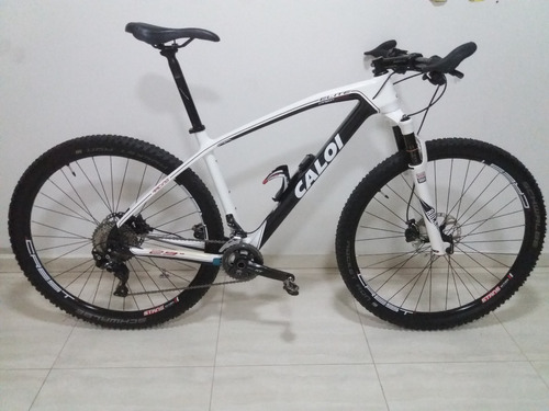 mtb caloi elite carbon racing
