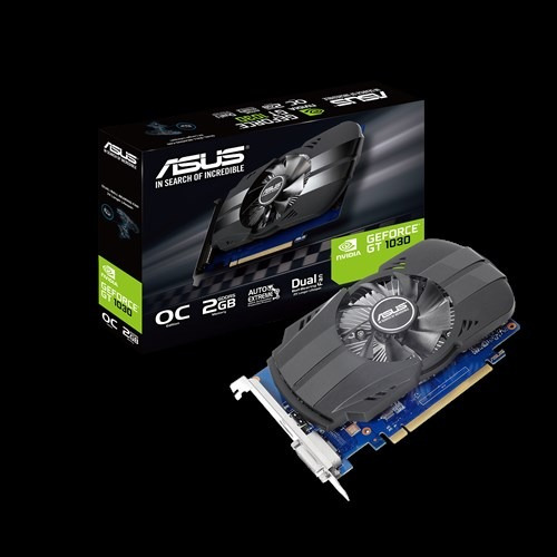 mtec asus geforce gt 1030 phoenix 2gb gddr5 oc tarjeta video
