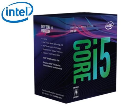 mtec procesador intel core i5 8400 8va generacion 6 n 2.8ghz