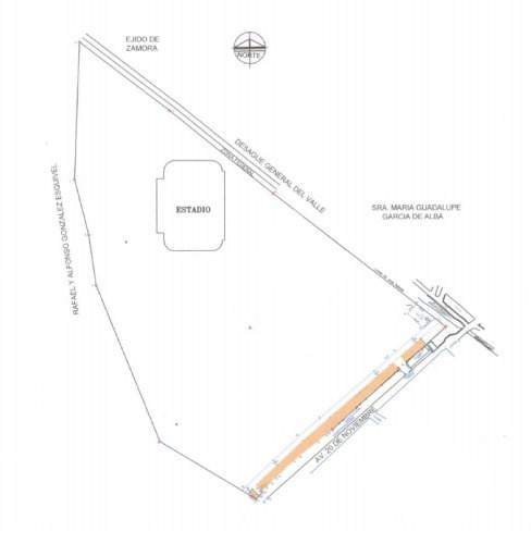 mtv - 1650. terreno en venta colonia 20 de noviembre en zamora michoacán