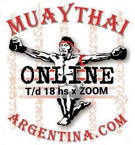 muay thai argentina online