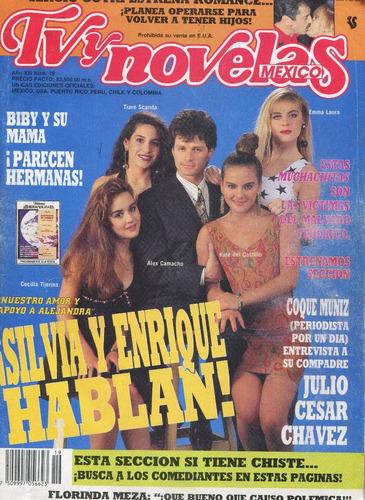 muchachitas en tvynovelas, revista de 1991