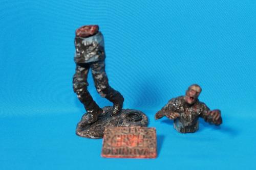 mud walker the walking dead mcfarlane toys figura