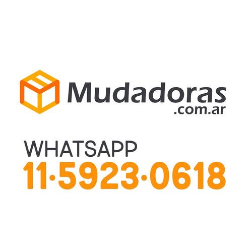 mudadoras.com.ar  fletes y mudanzas de bajo costo económicos