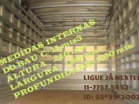 mudanças fretes carretos p/ todo brasil  whats 11 94776-6750
