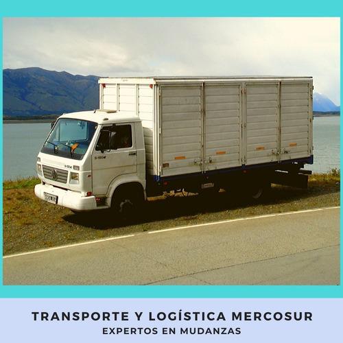 mudanza camioneta camión la plata buenos aires caba fletes
