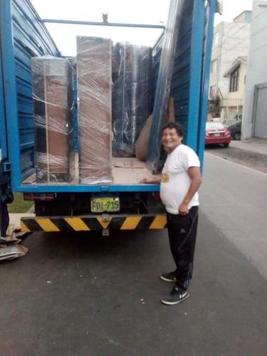 mudanza, carga, logistica