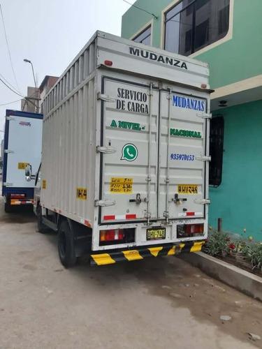 mudanza económica lima provincia transporte carga nacional