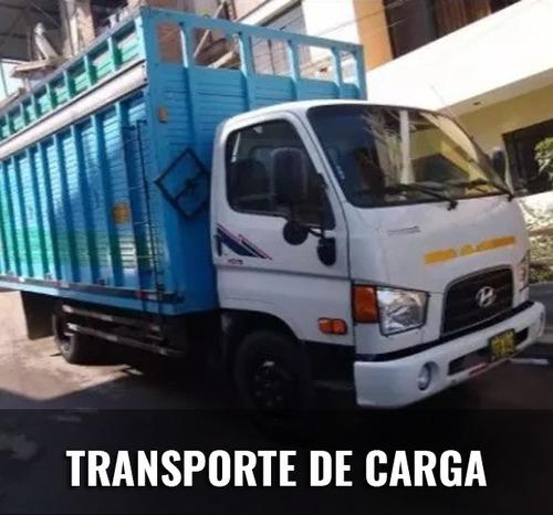 mudanza económicas servicio de carga en lima