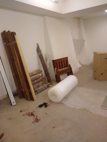 mudanza flete economicos luren  ayudantes con art