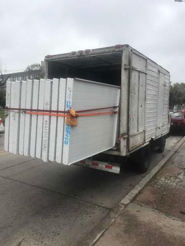 mudanza flete traslado viaje camión capital peones interior