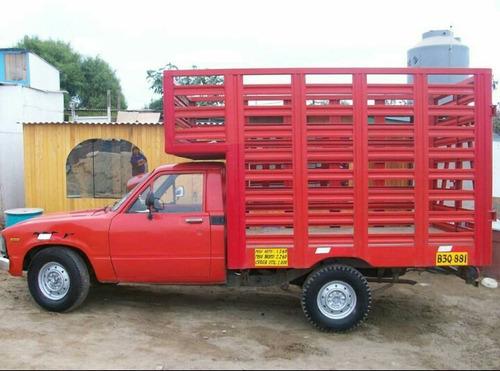 mudanza taxi carga y eliminación desmonte económico
