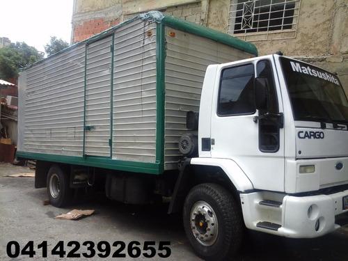 mudanza y transporte de carga a charallave cua  camiones 750