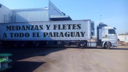 mudanzas a paraguay - el mejor precio