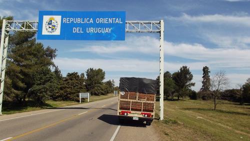 mudanzas a todo el país (paraguay,uruguay,brasil y chile.)
