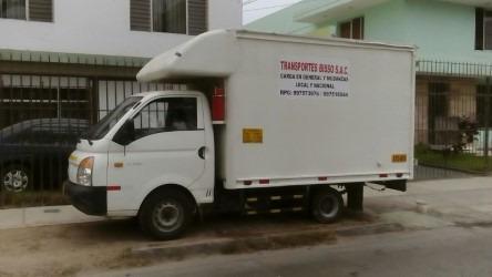 mudanzas / alquiler de camiones