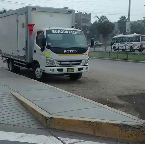 mudanzas economicas en lima transporte de carga a provincias