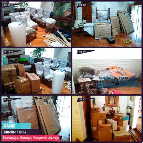 mudanzas, embalajes, fletes, packing, viajes, cargas quality