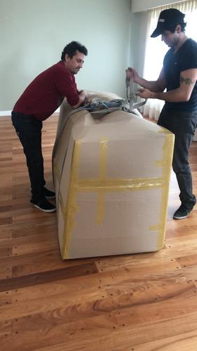 mudanzas familiares oficinas izajes de muebles caba y bs. as