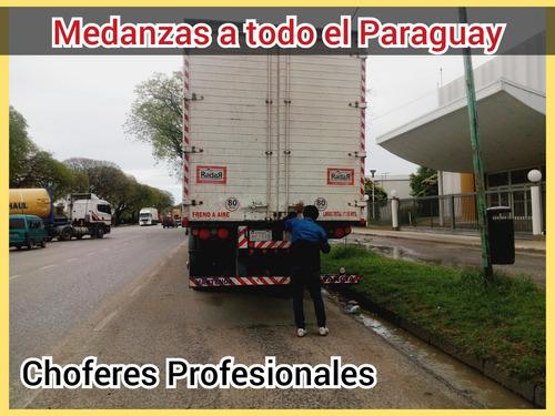 mudanzas fletes a paraguay mejor precio rapidez y seguridad
