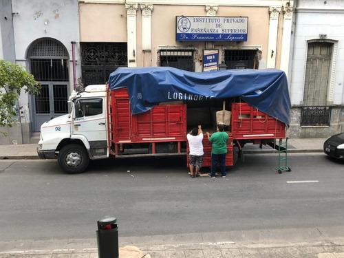 mudanzas fletes capital traslado de pianos 24 hs urgentes
