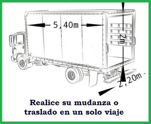 mudanzas fletes lanús avellaneda quilmes camión mercado pago