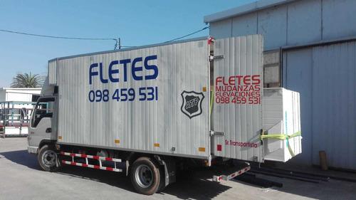 mudanzas ,fletes traslados transporte servicio atp